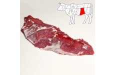 Hovězí pupek - skirt steak